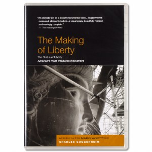 The Making Of Liberty DVD