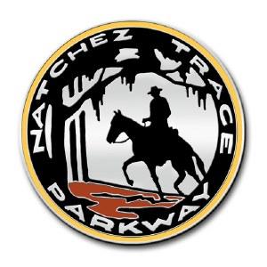 Natchez Trace Parkway Lapel Pin