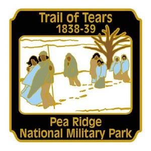 Trail of Tears Lapel Pin
