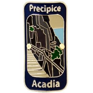 Precipice Trail Hiking Medallion