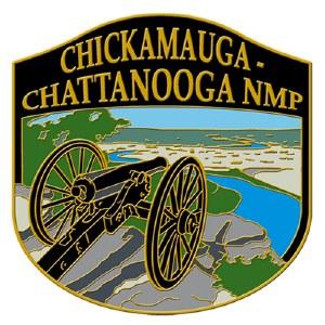 Chickamauga Chattanooga Pin