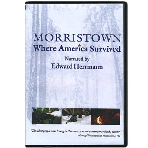 Morristown: Where America Survived DVD