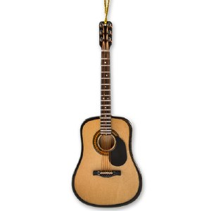 Classical String Guitar Ornament