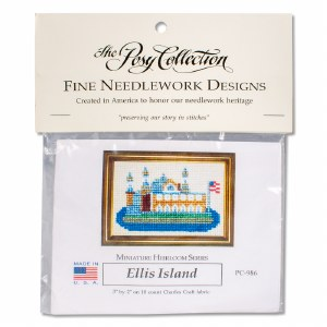 Ellis Island Needlework