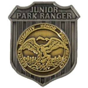 Junior Park Ranger Badge Pin