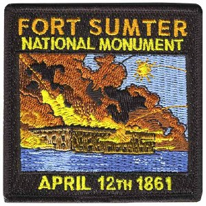 Fort Sumter National Monument Patch