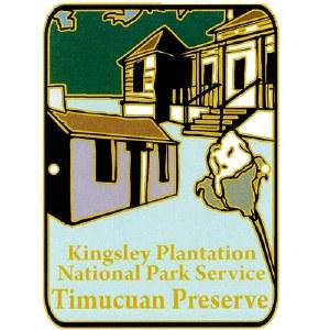 Kingsley Plantation Hiking Medallion