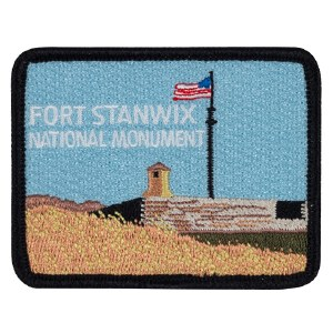 Fort Stanwix National Monument Embroidered Patch