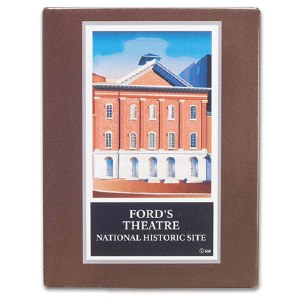Ford's Theatre Magnet