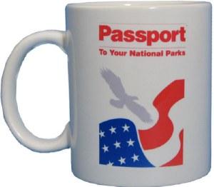 Passport to Your National Parks® Mug