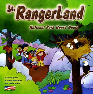 Jr. Rangerland: National Park Board Game