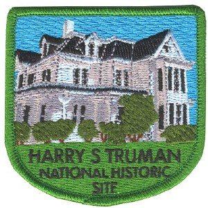 Harry S Truman National Historic Site Patch