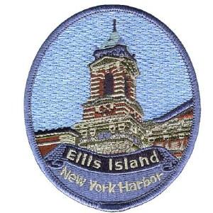 Ellis Island Patch