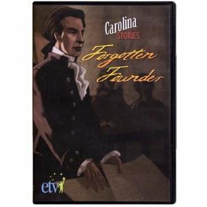 Carolina Stories: Forgotten Founder DVD