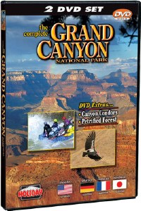 Grand Canyon National Park 2 DVD Set