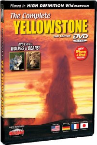 The Complete Yellowstone DVD