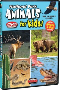 National Park Animals for Kids DVD