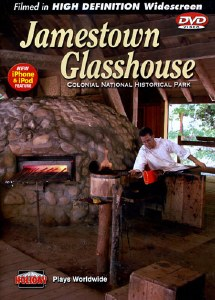Jamestown Glasshouse: Colonial National Historical Park DVD