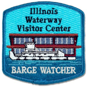 Illinois Waterway Patch