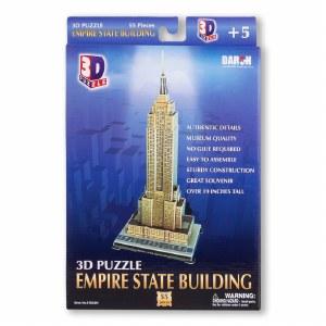 Empire State Building 3D Puzzle