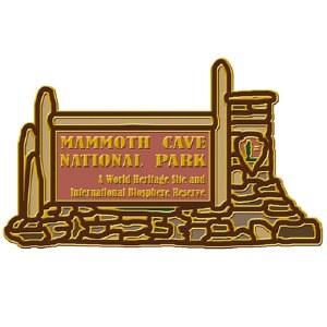 Mammoth Cave Pin