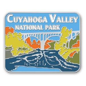 Cuyahoga Valley National Park Lapel Pin