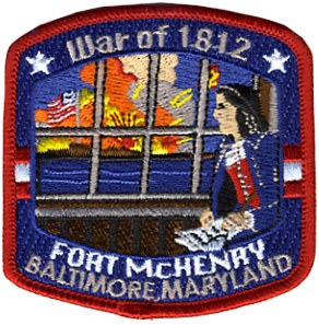 Fort McHenry Patch