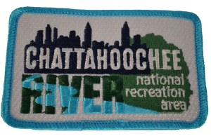 Chattahoochee River Patch