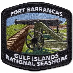Fort Barrancas Patch