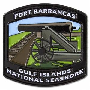 Fort Barrancas Pin
