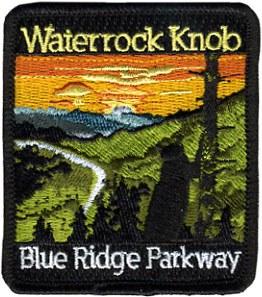 Waterrock Knob, Blue Ridge Parkway Patch