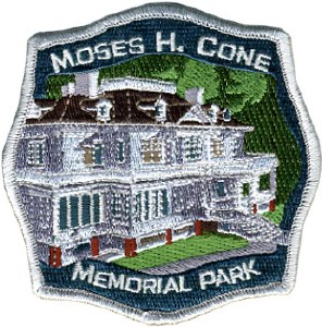 Moses H Cone Memorial Park Patch