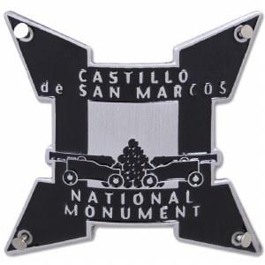 Fort Castillo Hiking Medallion
