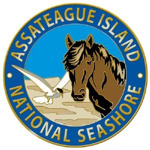 Assateague Wildlife Hiking Medallion