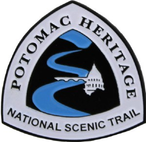 Potomac Heritage National Scenic Trail Collectible Pin