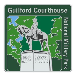 Guilford Courthouse Pin