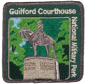 Guilford Courthouse Patch