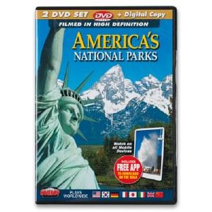 America's National Parks - 2 DVD Set