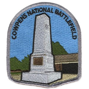 Cowpens Battlefield William Washington Patch