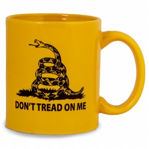 Don't Tread on Me Mug