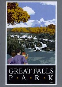 Great Falls Park Magnet