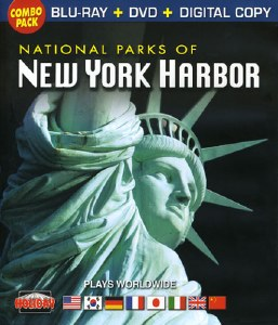 National Parks of New York Harbor Blu-ray