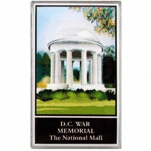 D.C. War Memorial Pin
