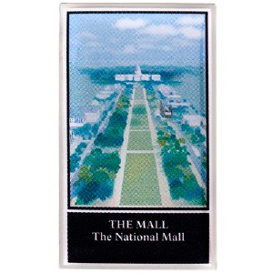 The National Mall Pin