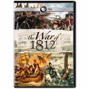 War of 1812 DVD