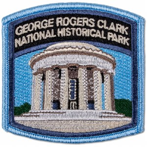 George Rogers Clark Patch