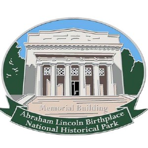 Abraham Lincoln Birthplace NHP Collectible Lapel Pin