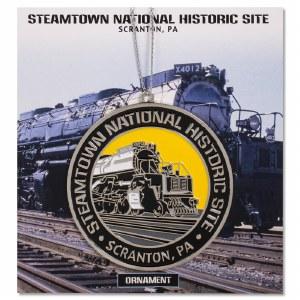 Steamtown Big Boy Ornament