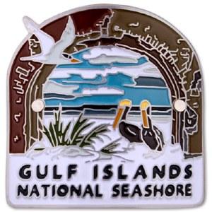 Gulf Islands National Seashore Hiking Medallion