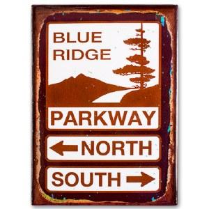 Blue Ridge Parkway Magnet